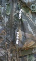 Paracord Skull Bead Ranger Beads / Pace Counter - Natural Beads